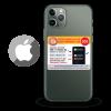 Emergency Alert Sticker - iPhone